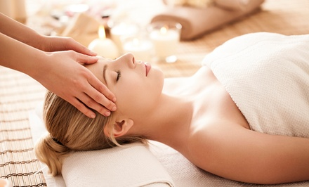 One or Two 70-Minute Massage Packages with Sea Salt Treatments at Qin Massage (Up to 48% Off)