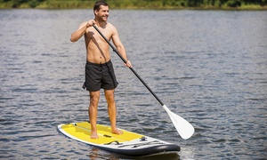 PSP SUP Specialists: Stand-Up-Paddleboard Class for One, Two, or Three with Equipment from PSP SUP Specialists (Up to 61% Off)