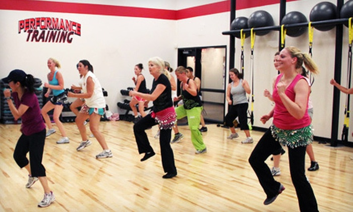 Cardinal's Sport Center - Remington Park: $12 for Five Group Fitness Classes at Cardinal's Sports Center ($25 Value)