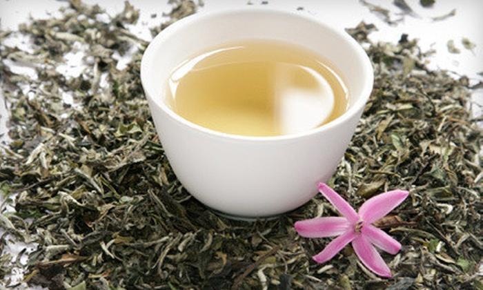 Capital Teas - Multiple Locations: $15 for $30 Worth of Loose Tea at Capital Teas