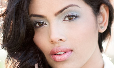 Eyebrow Threading with Optional Lip, Chin, or Cheeks Threading at Brow Bliss (47% Off)