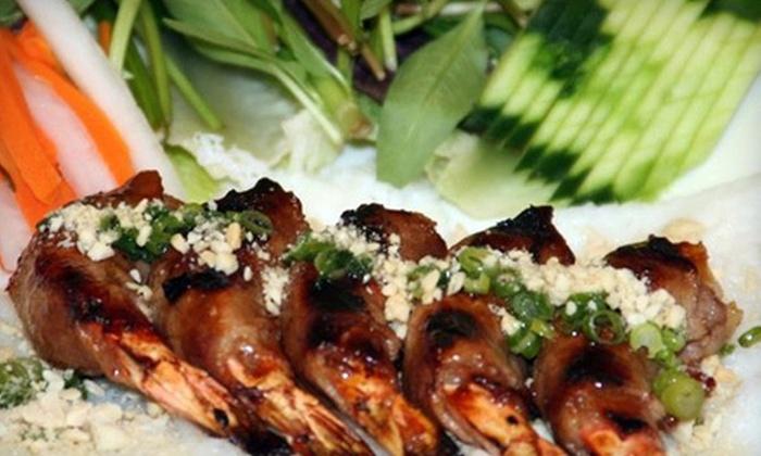 Da Lat - Paradise: $8 for $16 Worth of Vietnamese Food at Da Lat