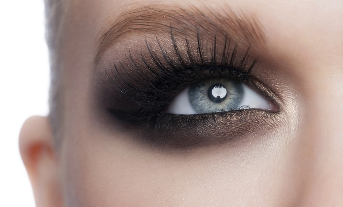 $45 for a Full Set of Silk or Mink Effect Eyelash Extensions at Y&F Nails and Beauty, Five Dock (Up to $79 Value)