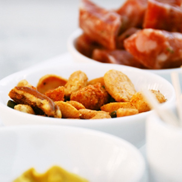 $25 for $50 Worth of Tapas and Drinks at Solun in Woodbridge