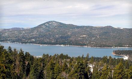 Stay at Bear Creek Resort in Big Bear Lake, CA. Dates into June.