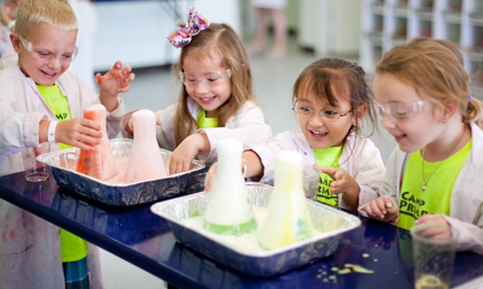 Little Beakers - Northwest Harris: Two, Four, or Six One-Hour Kids' Science Hands On Lab Visits at Little Beakers (Half Off)