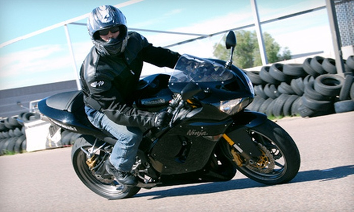 TEAM Arizona - Multiple Locations: $39 for a Four-Hour Intro to Motorcycling Training Program from TEAM Arizona Motorcyclist Training ($79 Value)