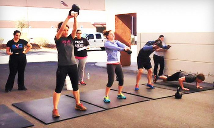 South Vegas CrossFit - Las Vegas: 5, 10, or 20 CrossFit Classes at South Vegas CrossFit (80% Off)