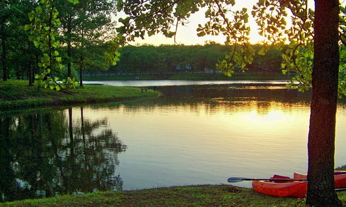 Meramec Valley Campground & RV Park - Cuba: Camping with Raft Rental and Optional Amenities at Meramec Valley Campground & RV Park (Up to 55% Off)