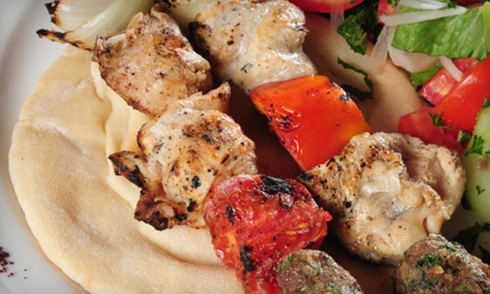 Maral Cuisine - Malibu Junction: Persian Dinner or Lunch Fare and Drinks at Maral Cuisine in Agoura Hills (Half Off)