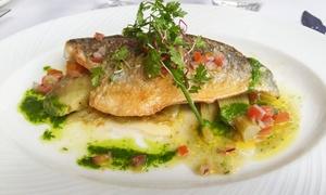 La Marée (75008): Entrée, plat et dessert pour 2 personnes à 49,90 € au restaurant La Marée