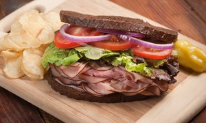 Bernie's Delicatessen & Gourmet Market: Gourmet Deli Food at Bernie's Delicatessen & Gourmet Market (Up to 40% Off). Two Options Available.