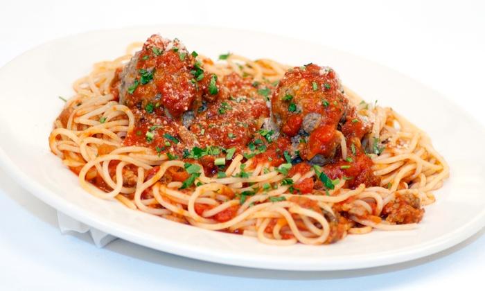 Riggio's Restaurant - Niles: Italian Cuisine, $7 for $15 at Lunch or $10 for $20 at Dinner at Riggio's Restaurant