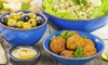 Up to 48% Off Meals at Bountiful Greek Cafe