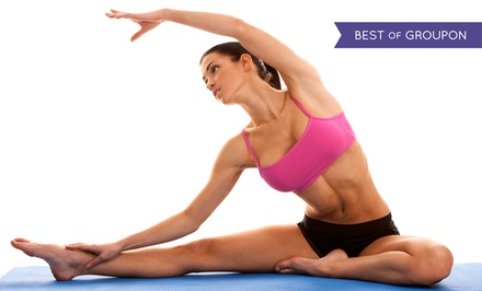 10 Classes or One Month of Unlimited Classes at Radiant Hot Yoga (Up to 73%Off)
