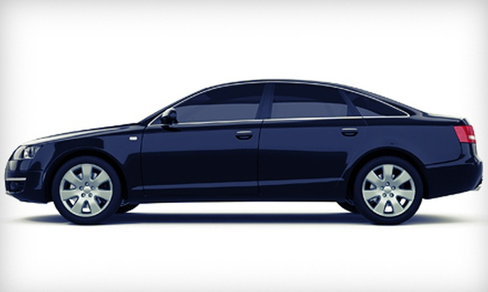 Allstar Tint & Alarms - Multiple Locations: Full Five-Window Tinting for a Car, SUV, or Van at Allstar Tint & Alarms (Up to 62% Off)