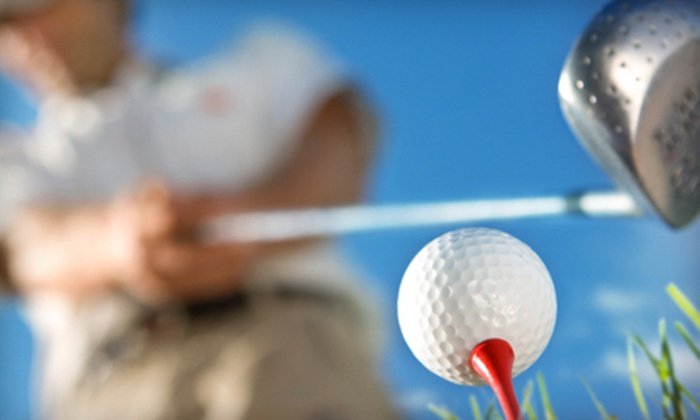 Mark Bostick Golf Course - Gainesville: $25 for an 18-Hole Round of Golf with Cart Rental at Mark Bostick Golf Course (Up to $50 Value)
