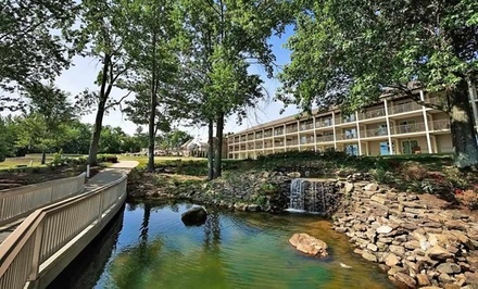 Groupon Deal: Stay at Fourwinds Resort and Marina in Bloomington, IN; Dates into March