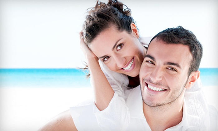 No Tears Dental - East Brunswick: $99 for an In-Office Zoom! Teeth-Whitening Treatment at No Tears Dental ($500 Value)