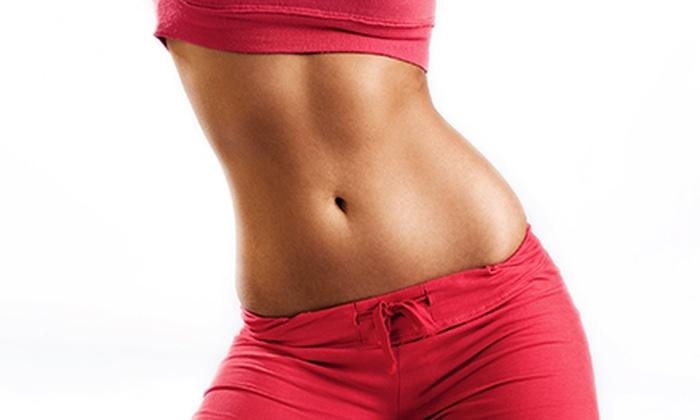 nu glo medi spa - Hewlett: Cellulite or Detoxifying Body Wrap with Optional Scrub, or Three Body Wraps at nu glo medi spa (Up to 55% Off)