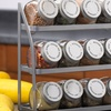$22 for a 15-Jar Spice Rack with Spices