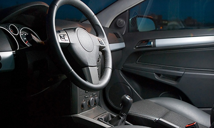 Reflection Perfection - Inland Empire: Deluxe Interior and Exterior Detail for Car, Truck, or SUV at Reflection Perfection (Up to 64% Off)