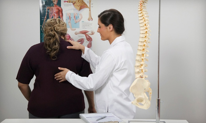 Integrative Wellness Group - Belmar: Chiropractic Exam with One or Three Treatments at Integrative Wellness Group (Up to 84% Off)