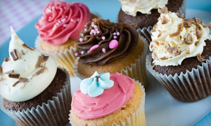 Sweets Unlimited - Scottsdale: One or Two Dozen Stuffed Cupcakes at Sweets Unlimited (Up to 54% Off)