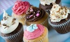 Sweets Unlimited - Airpark: One or Two Dozen Stuffed Cupcakes at Sweets Unlimited (Up to 54% Off)