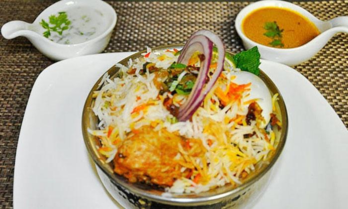 Paradise Biryani Pointe - Kips Bay: Indian Food at Paradise Biryani Pointe (Up to 48% Off). Two Options Available.
