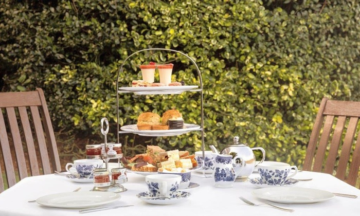 Traditional Afternoon Tea with Optional Glass of Prosecco for Two or Four at Leaf Hotel Dover