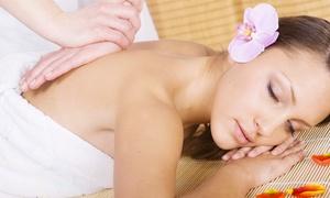 Village Wellness Center: Massages or Sauna Sessions at Village Wellness Center (Up to 66% Off). Three Options Available.