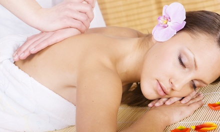 Massages or Sauna Sessions at Village Wellness Center (Up to 66% Off). Three Options Available.