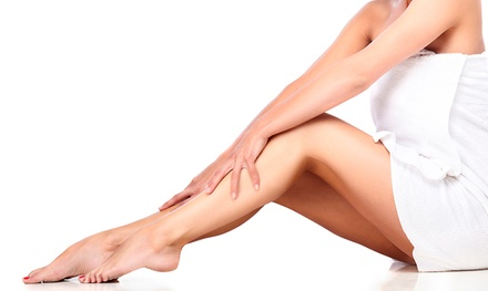 Six Laser Hair-Removal Treatments on a Large, Medium, or Small Area at Bethany Medi Spa (Up to83% Off)