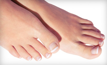 Laser Nail-Fungus Removal for up to 5 Toes (a $298 value) - Neuhaus Foot & Ankle in Smyrna