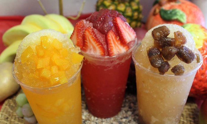 Frutilandia - Multiple Locations: $16 for Two Groupons, Each Good for $15 Worth of Food and Drink at Frutilandia ($30 Total Value)