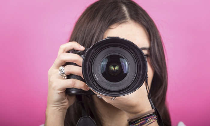 Baz Here Photography - Downtown Los Angeles: 60-Minute Studio Photo Shoot with Digital Images from Baz Here Photography (76% Off)