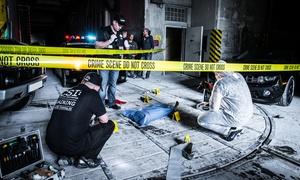 CSI Training: Ein Ticket für fünf Std. CSI: Training interaktiver Workshop inkl. Equipment in Nürnberg oder Stuttgart (46% sparen)