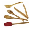 Rachael Ray Cucina Tools 5-Piece Wooden Tool Set