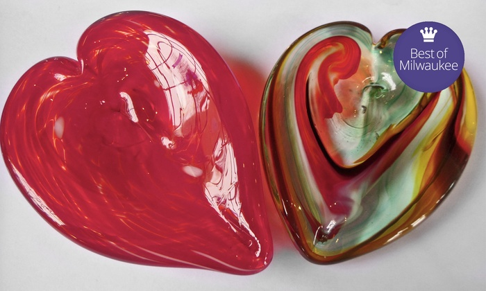 SoulShine Arts - Cedarburg: $135 for a Three-Hour Introductory Glassworking Class for Two at SoulShine Arts ($270 Value)
