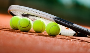 Your Court Tennis: 60-Minute Private Tennis Lesson for One or Two from Your Court Tennis (33% Off)