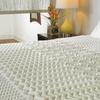 Ideal Comfort Memory Foam Zoned Mattress Pad