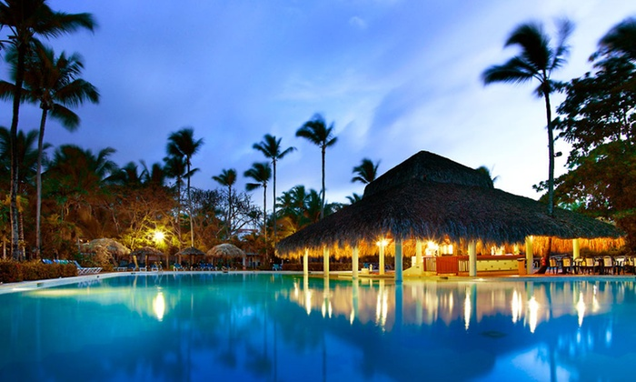 All inclusive grand palladium bavaro suites resort stay for Round the world trips all inclusive