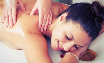 60-Minute Swedish or Deep-Tissue Massage at Euphoric All Over Day Spa (Up to 53% Off)