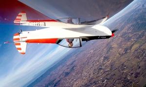 AEROZING: Faîtes le plein de sensations avec Aérozing ! Voltige aérienne dès 199.99 €