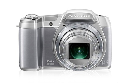 Olympus Stylus SZ-16 iHS 16MP Digital Camera with Accessory Kit