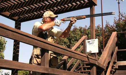 $99 for a Shooting-Range Visit for Two at Raahauge's Shooting Enterprises ($220 Value)