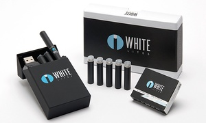 $19.99 For An Electronic-cigarette Starter Kit From White Lites ($99.99 Value)