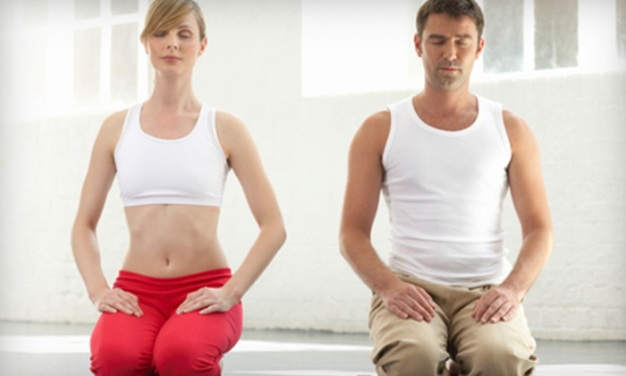 BeFit - Multiple Locations: $19 for 10 Yoga or Zumba Classes at BeFit ($50 Value)