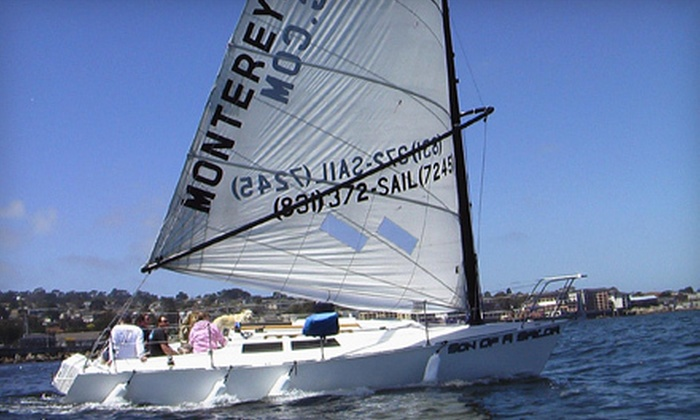 Monterey Bay Sailing - Monterey: $19 for a One-Hour Public Cruise for One from Monterey Bay Sailing ($39 Value)